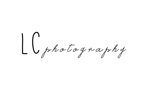 LC Photography logo BLACK