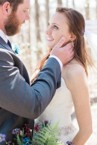 Spring Outdoor Wedding South Carolina