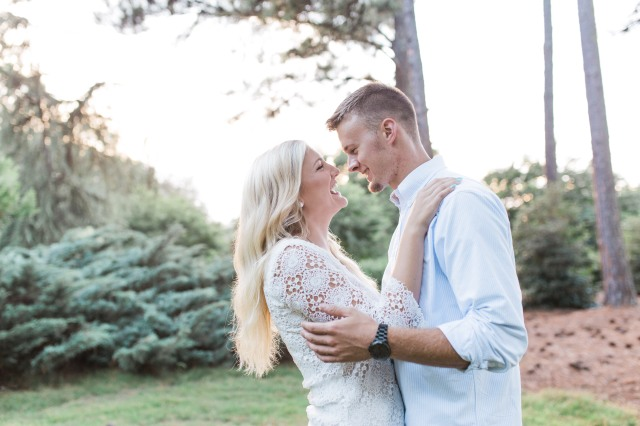 Clemson Wedding Photographer