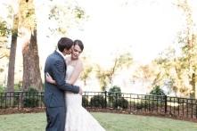 Fall Outdoor Wedding South Carolina