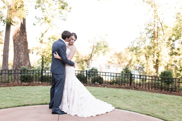 Southern Outdoor Fall Wedding