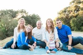 Fall Family Session Clemson South Carolina