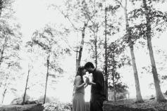 Clemson South Carolina Garden Engagement